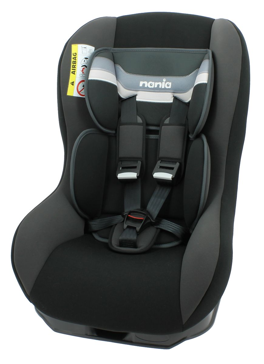 Nania Автокресло Driver First Horizon Black до 18 кг