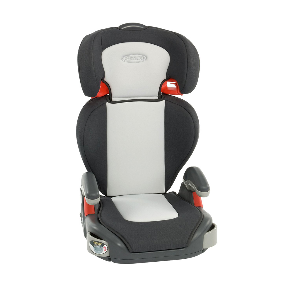 Graco Автокресло Junior Maxi от 15 до 36 кг цвет черный светло-серыйВетерок 2ГФАвтокресло Graco Junior Maxi группы 2-3 предназначено для детей весом от 15 до 36 кг (около 3-12 лет). Особенности:EPS, абсорбирующая энергию форма сидения;Снимающаяся подкладка на сидение, которую можно стирать;Легко регулируемые подлокотники для дополнительного комфорта;Поддержка для головы, регулируемая одной рукой, меняет свое положение по мере роста ребенка;Легко трансформируется в бустер без спинки;Снимающаяся подставка для стакана и снеков;Группы 2-3: используется от 15 до 36 кг (около 3-12 лет)Легкое и удобное для переноски;Красные места под ремень безопасности помогают обеспечить правильную установку;Одобрено cтандартами: ECE R44/03, US Safety Standart FMVSS 213 и проверено New Car Assesment (NCAP), а также проверено на Extreme - Car Interior Temperature;Изменение наклона головы при помощи одного нажатия;Изменение наклона сидения.