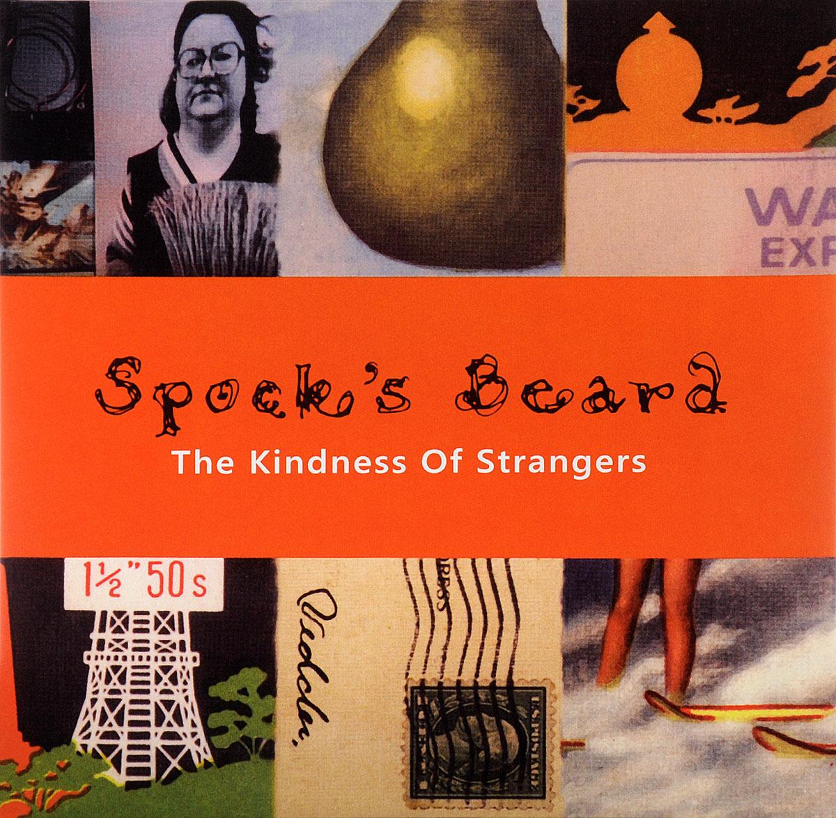 Spock's Beard Spock's Beard. The Kindness Of Strangers (2 LP) crossing the blvd – strangers neighbors