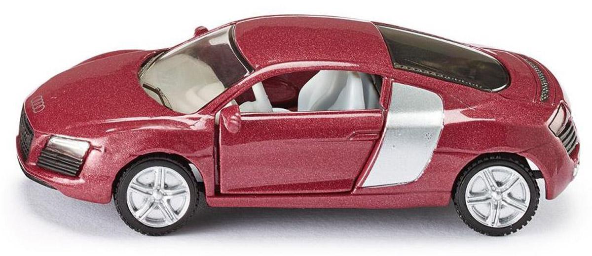 Siku Модель автомобиля Audi R8 welly модель автомобиля audi r8 v10 цвет красный