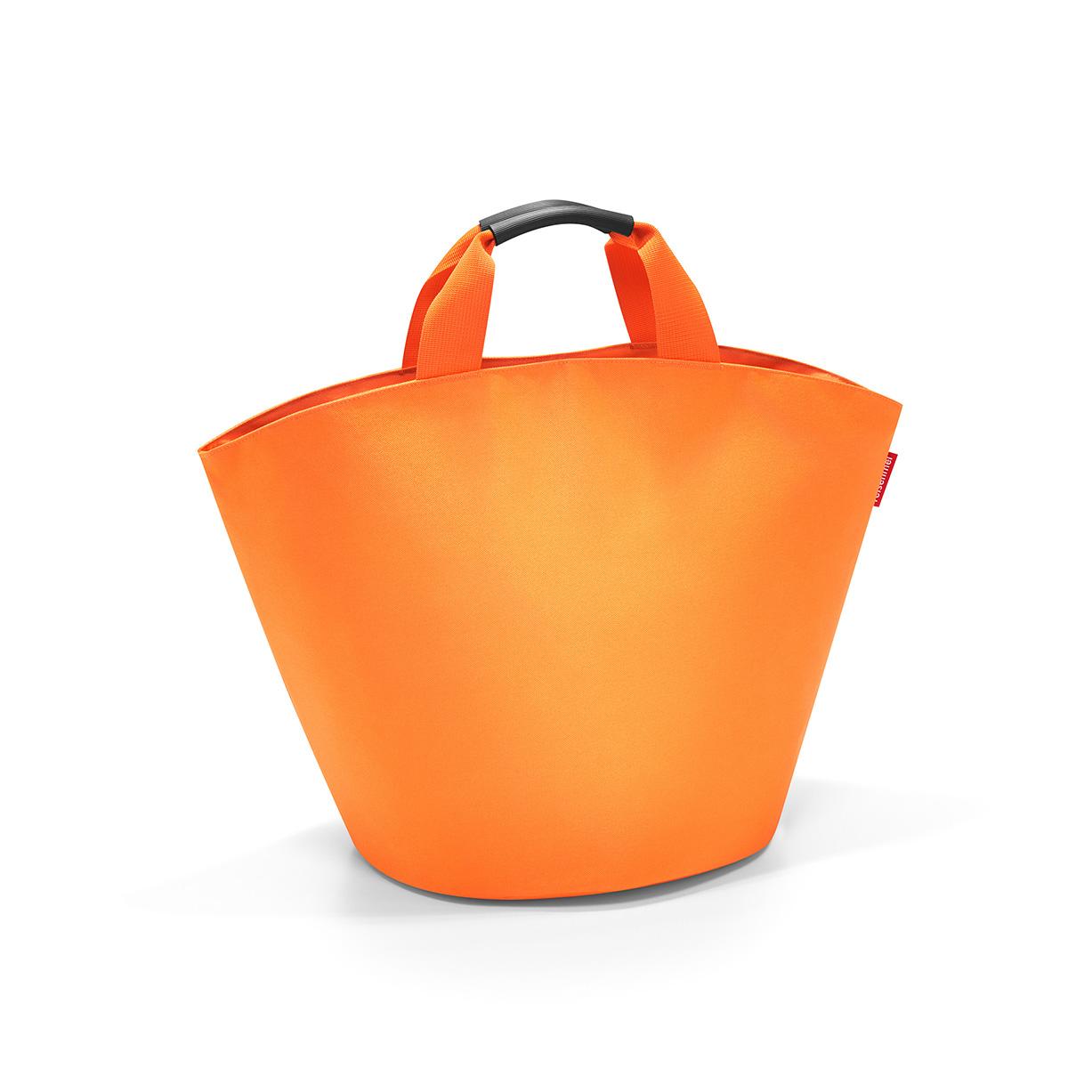 Сумка женская Reisenthel Ibizashopper, цвет: оранжевый. BM2004101248Универсальная женская сумка Reisenthel Ibizashopper изготовлена из плотного полиэстера.Сумка содержит одно вместительное отделение, закрывающееся хлястиком на кнопки. Внутри расположен врезной карман на застежке-молнии. Ручки дополнены специальным покрытием, которое обеспечит максимальный комфорт при эксплуатации изделия.Практичная сумка станет незаменимым аксессуаром для повседневного использования.