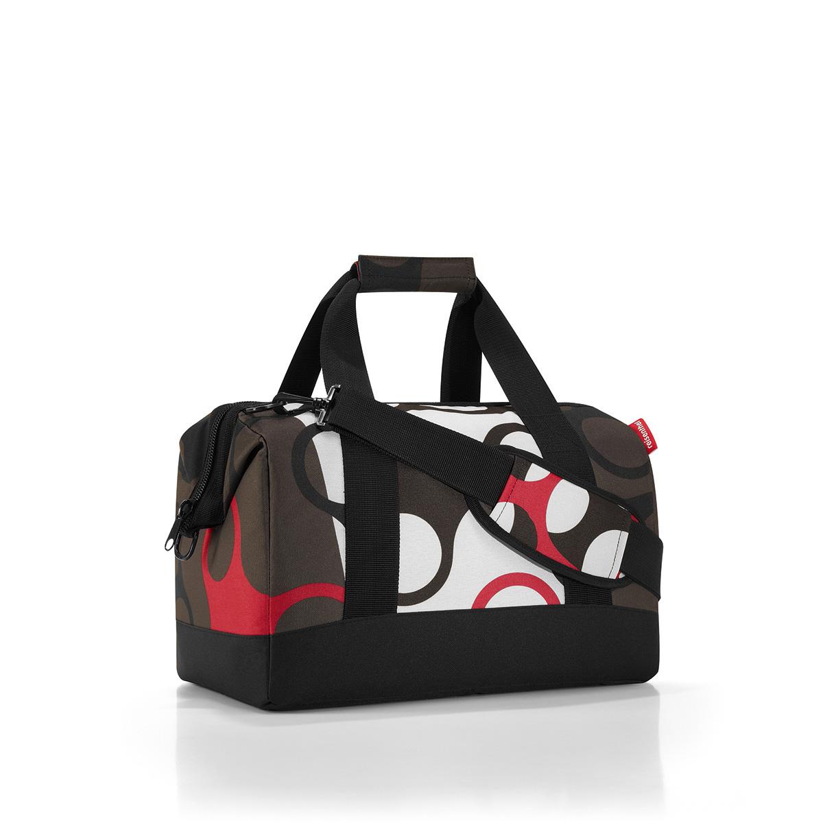 Сумка дорожная женская Reisenthel Allrounder, цвет: черный. MS7025 дорожная сумка купить в интернет магазине