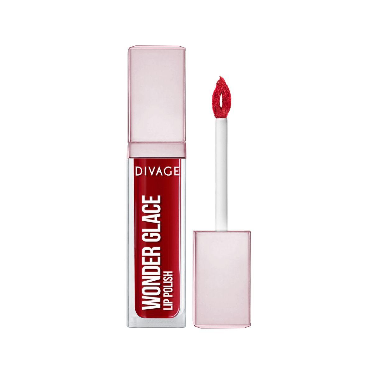 DIVAGE Лак для губ WONDER GLACE, тон № 07, 5 мл28032022DIVAGE приготовил для тебя отличный подарок - лак для губ с инновационной формулой, которая придает глубокий и насыщенный цвет.Роскошное глянцевое сияние на твоих губах сделает макияж особенным и неповторимым. 8 самых актуальных оттенков, чтобы ты могла выглядеть ярко и привлекательно в любой ситуации. Особая форма аппликатора позволяет идеально прокрашивать губы и делает нанесение более комфортным. Лак не только смотрится ярко, но и увлажняет и защищает твои губы. Будь самой неповторимой этой весной и восхищай всех роскошным блеском и невероятно насыщенным цветом с лаком для губ «WONDER GLACE» от DIVAGE!