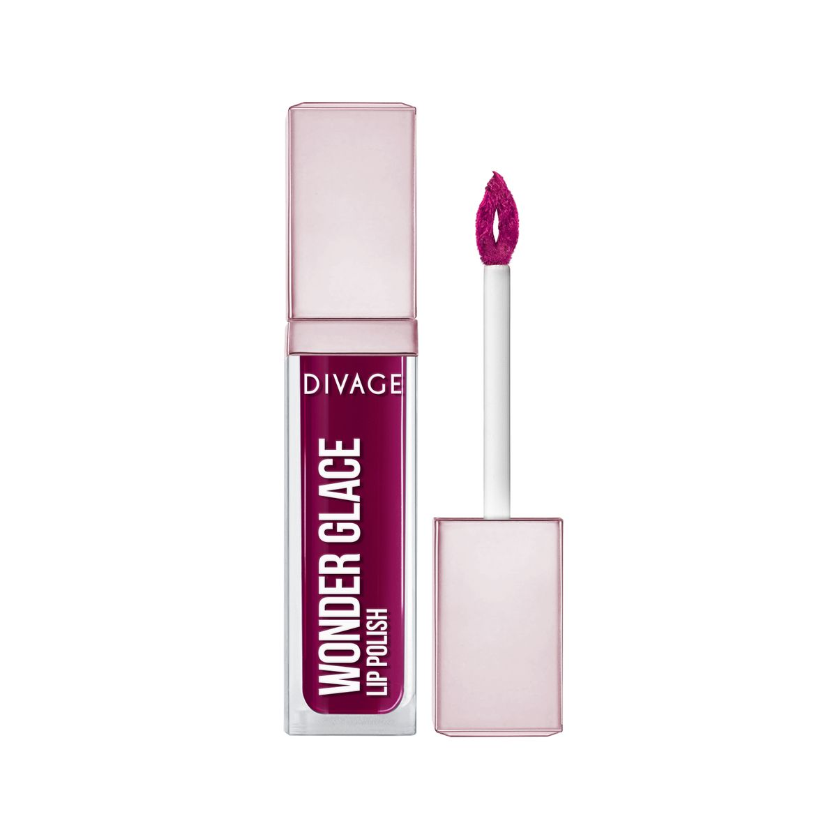 DIVAGE Лак для губ WONDER GLACE, тон № 08, 5 мл009349DIVAGE приготовил для тебя отличный подарок - лак для губ с инновационной формулой, которая придает глубокий и насыщенный цвет.Роскошное глянцевое сияние на твоих губах сделает макияж особенным и неповторимым. 8 самых актуальных оттенков, чтобы ты могла выглядеть ярко и привлекательно в любой ситуации. Особая форма аппликатора позволяет идеально прокрашивать губы и делает нанесение более комфортным. Лак не только смотрится ярко, но и увлажняет и защищает твои губы. Будь самой неповторимой этой весной и восхищай всех роскошным блеском и невероятно насыщенным цветом с лаком для губ «WONDER GLACE» от DIVAGE!