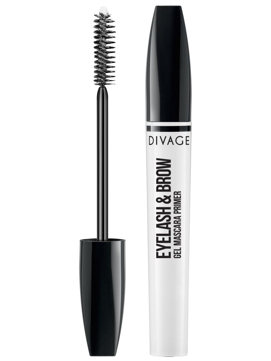 DIVAGE Основа под макияж ресниц и бровей EYELASH & BROW gel mascara primer, 10 мл28032022Основа под макияж ресниц и бровей EYELASH & BROW gel mascara primer - уникальный продукт, который сочетает в себе декоративные и ухаживающие свойства: может быть использована как основа под макияж ресниц и бровей, а также в качестве фиксатора для бровей. ПРЕИМУЩЕСТВА EYELASH & BROW PRIMER: - Укрепляет ресницы и брови, питает их и предотвращает выпадение благодаря экстракту люпина и Д-пантенолу; - Особый комплекс компонентов стимулирует рост ресниц и бровей; - Может быть использована как самостоятельное средство, так и в качестве основы под тушь для ресниц; - Улучшает эффекты от используемой туши, удлиняя ресницы и придавая им дополнительный объем.Основа под макияж ресниц и бровей EYELASH & BROW gel mascara primer - уникальный продукт, который сочетает в себе декоративные и ухаживающие свойства: может быть использована как основа под макияж ресниц и бровей, а также в качестве фиксатора для бровей. ПРЕИМУЩЕСТВА EYELASH & BROW PRIMER:- Укрепляет ресницы и брови, питает их и предотвращает выпадение благодаря экстракту люпина и Д-пантенолу;- Особый комплекс компонентов стимулирует рост ресниц и бровей;- Может быть использована как самостоятельное средство, так и в качестве основы под тушь для ресниц;- Улучшает эффекты от используемой туши, удлиняя ресницы и придавая им дополнительный объем.