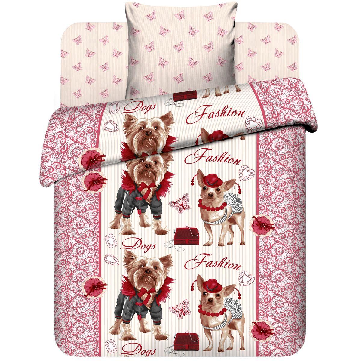 Твой стиль Комплект детского постельного белья Тинейджер 52865286