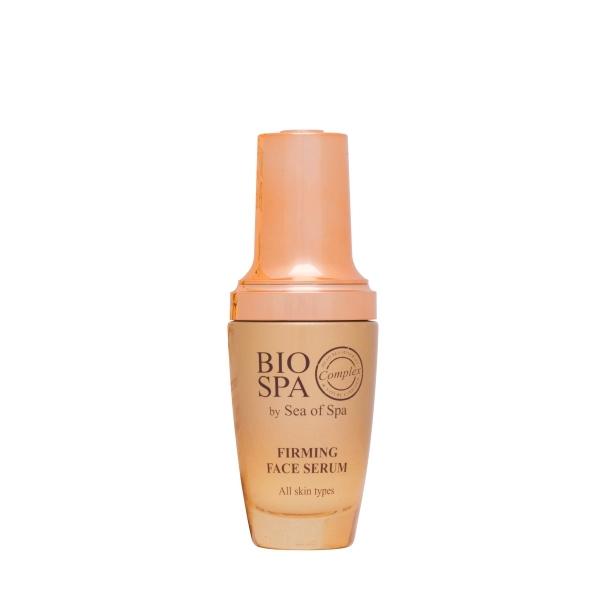 Sea of Spa Сыворотка укрепляющая для лица, 50 млFS-00897- восстанавливает синтез коллагена, делая кожу упругой;- укрепляет овал лица, имеет легкий эффект подтяжки;- витамины, заключенные в микрогранулы имеют максимально выраженный оздоравливающий эффект;- в жаркое время года может использоваться без крема.