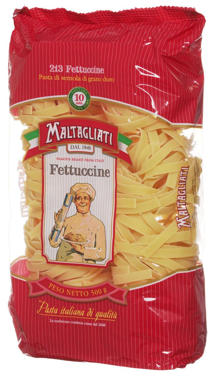 Maltagliati Fettuccine Клубки лапша макароны, 500 г0120710Макаронные изделия Maltagliati Fettuccine Клубки производятся в Италии в Тоскане с 1848 года. Несмотря на то, что Maltagliati — это имя собственное, с начала прошлого века Maltagliati используется в Италии как нарицательное имя для домашней лапши и/или формата макаронных изделий, похожих на домашнюю лапшу. Макаронные изделия Maltagliati (Мальтальяти), с изображением итальянского повара — самые известные итальянские макаронные изделия на территории Российской Федерации и, вероятно, всего бывшего СССР. Эти изделия из твердых сортов пшеницы зарекомендовали себя как отличная основа для различных блюд. Они безусловно придутся по вкусу самым требовательным гурманам! Необычная форма придаст особую изюминку вашим кулинарным шедеврам.