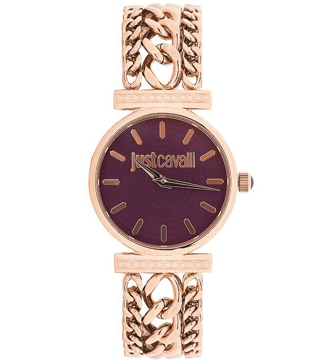 Часы наручные женские Just Cavalli Just Couture, цвет: золотой. R7253578502BM8434-58AEПВД покрытие золотом