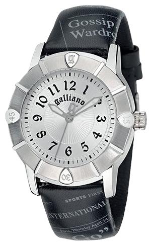 Часы женские наручные Galliano Parlez-Moi dEternite, цвет: черный. R2551101005BM8434-58AEЧасы наручные Galliano R2551101005Водостойкость: 30м (3 АТМ)