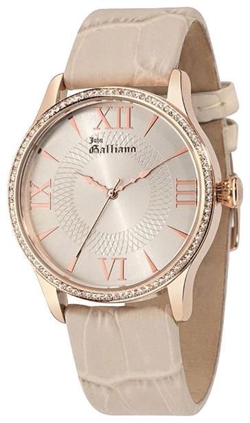 Часы женские наручные Galliano Metropolis, цвет: белый. R2551121502ML597BUL/DЧасы наручные Galliano R2551121502Водостойкость: 30м (3 АТМ)
