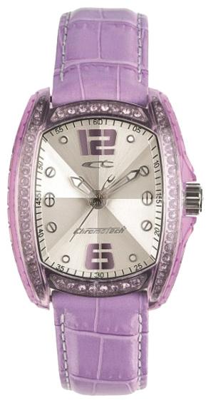 Часы женские наручные Chronotech Android, цвет: фиолетовый. RW0003BM8434-58AEЧасы наручные CHRONOTECH RW0003Водостойкость: 30м (3 АТМ)