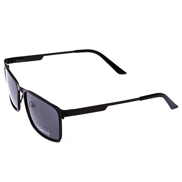 Солнцезащитные очки Selena, цвет: черный. 80031711BM8434-58AEУниверсальные солнцезащитные очки Selena выполнены из металла с элементами из высококачественного пластика.Линзы данных очков с высокоэффективным поляризационным покрытием блокируют слепящий эффект и обеспечивают полную защиту от ультрафиолетовых лучей. Используемый пластик не искажает изображение, не подвержен нагреванию и вредному воздействию солнечных лучей. Дужки дополнены покрытием из пластика, что обеспечит максимальный комфорт при использовании.Такие очки защитят глаза от ультрафиолетовых лучей, подчеркнут вашу индивидуальность и сделают ваш образ завершенным.