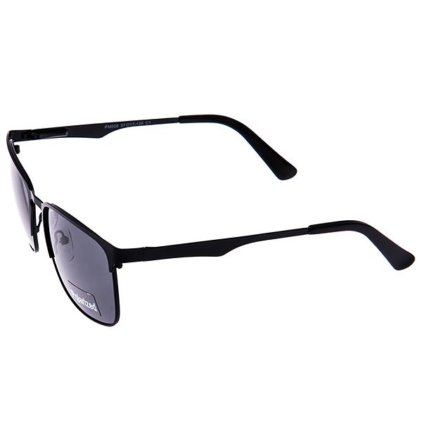 Солнцезащитные очки Selena, цвет: черный. 80031721INT-06501Универсальные солнцезащитные очки Selena выполнены из металла с элементами из высококачественного пластика.Линзы данных очков с высокоэффективным поляризационным покрытием блокируют слепящий эффект и обеспечивают полную защиту от ультрафиолетовых лучей. Используемый пластик не искажает изображение, не подвержен нагреванию и вредному воздействию солнечных лучей. Дужки дополнены покрытием из пластика, что обеспечит максимальный комфорт при использовании.Такие очки защитят глаза от ультрафиолетовых лучей, подчеркнут вашу индивидуальность и сделают ваш образ завершенным.