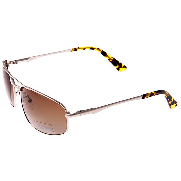 Солнцезащитные очки Selena, цвет: серебряный, коричневый. 80031751BM8434-58AEУниверсальные солнцезащитные очки Selena выполнены из металла с элементами из высококачественного пластика.Линзы данных очков с высокоэффективным поляризационным покрытием блокируют слепящий эффект и обеспечивают полную защиту от ультрафиолетовых лучей. Используемый пластик не искажает изображение, не подвержен нагреванию и вредному воздействию солнечных лучей. Дужки дополнены покрытием из пластика, что обеспечит максимальный комфорт при использовании.Такие очки защитят глаза от ультрафиолетовых лучей, подчеркнут вашу индивидуальность и сделают ваш образ завершенным.