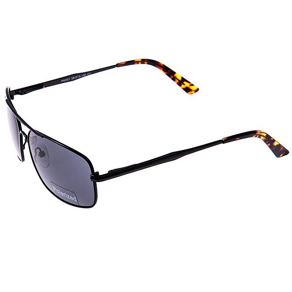 Солнцезащитные очки Selena, цвет: черный. 80031761EQW-M710DB-1A1Универсальные солнцезащитные очки Selena выполнены из металла с элементами из высококачественного пластика.Линзы данных очков с высокоэффективным поляризованным покрытием блокируют слепящий эффект и обеспечивают полную защиту от ультрафиолетовых лучей. Используемый пластик не искажает изображение, не подвержен нагреванию и вредному воздействию солнечных лучей. Дужки дополнены покрытием из пластика, что обеспечит максимальный комфорт при использовании.Такие очки защитят глаза от ультрафиолетовых лучей, подчеркнут вашу индивидуальность и сделают ваш образ завершенным.