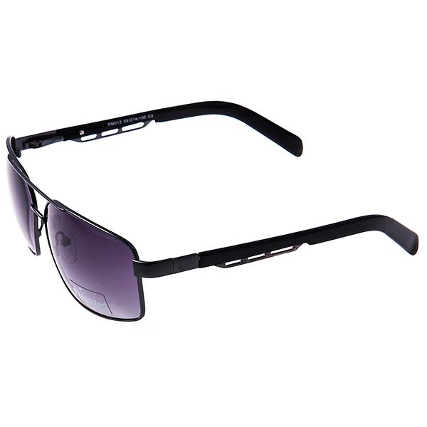 Солнцезащитные очки Selena, цвет: серый, черный. 80031771BM8434-58AEУниверсальные солнцезащитные очки Selena выполнены из металла с элементами из высококачественного пластика.Линзы данных очков с высокоэффективным поляризационным покрытием блокируют слепящий эффект и обеспечивают полную защиту от ультрафиолетовых лучей. Используемый пластик не искажает изображение, не подвержен нагреванию и вредному воздействию солнечных лучей.Такие очки защитят глаза от ультрафиолетовых лучей, подчеркнут вашу индивидуальность и сделают ваш образ завершенным.