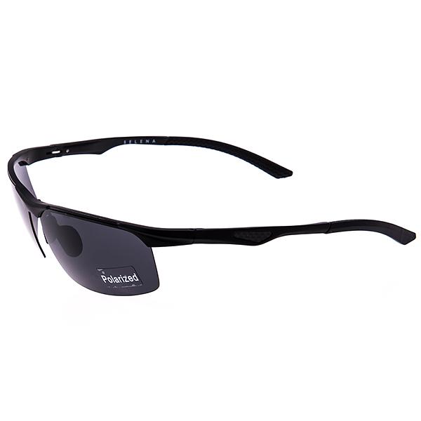Солнцезащитные очки Selena, цвет: черный. 80031901INT-06501Универсальные солнцезащитные очки Selena выполнены из металла с элементами из высококачественного пластика.Линзы данных очков с высокоэффективным поляризационным покрытием блокируют слепящий эффект и обеспечивают полную защиту от ультрафиолетовых лучей. Используемый пластик не искажает изображение, не подвержен нагреванию и вредному воздействию солнечных лучей. Дужки дополнены покрытием из пластика, что обеспечит максимальный комфорт при использовании.Такие очки защитят глаза от ультрафиолетовых лучей, подчеркнут вашу индивидуальность и сделают ваш образ завершенным.
