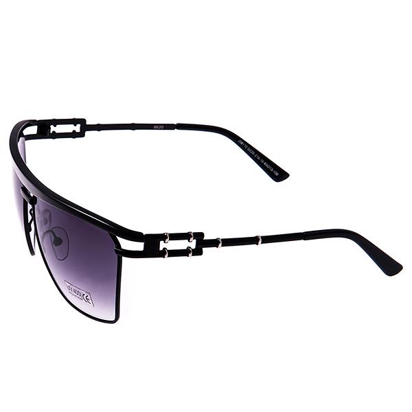 Солнцезащитные очки женские Selena, цвет: черный. 80032511INT-06501Солнцезащитные женские очки Selena выполнены из металла с элементами из высококачественного пластика, дужки оформлены декоративными элементами.Линзы данных очков с высокоэффективным фильтром UV-400 Protection обеспечивают полную защиту от ультрафиолетовых лучей. Используемый пластик не искажает изображение, не подвержен нагреванию и вредному воздействию солнечных лучей.Такие очки защитят глаза от ультрафиолетовых лучей, подчеркнут вашу индивидуальность и сделают ваш образ завершенным.