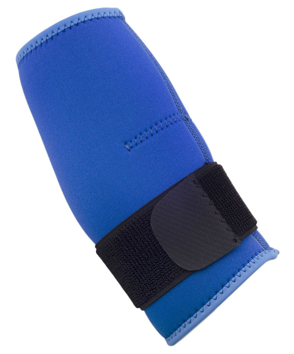 Суппорт локтя Starfit SU-601, цвет: синийУТ-00007379Суппорт локтя Star Fit SU-601 - это обязательный аксессуар для спортсменов и любителей спорта, а именно для тех, кто получил травмы или перенес операцию на запястье. В суппорте можно тренироваться, а можно использовать в повседневной жизни. Суппорт поможет в поддержке связочного аппарата сустава, будет выполнять функцию корсета. Изделие выполнено из прочных материалов.
