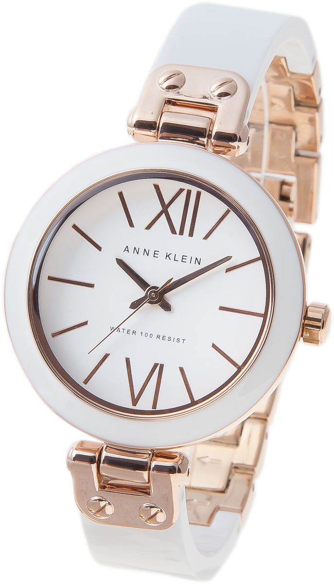 Zakazat.ru: Наручные часы женские Anne Klein, цвет: белый. 1196RGWT