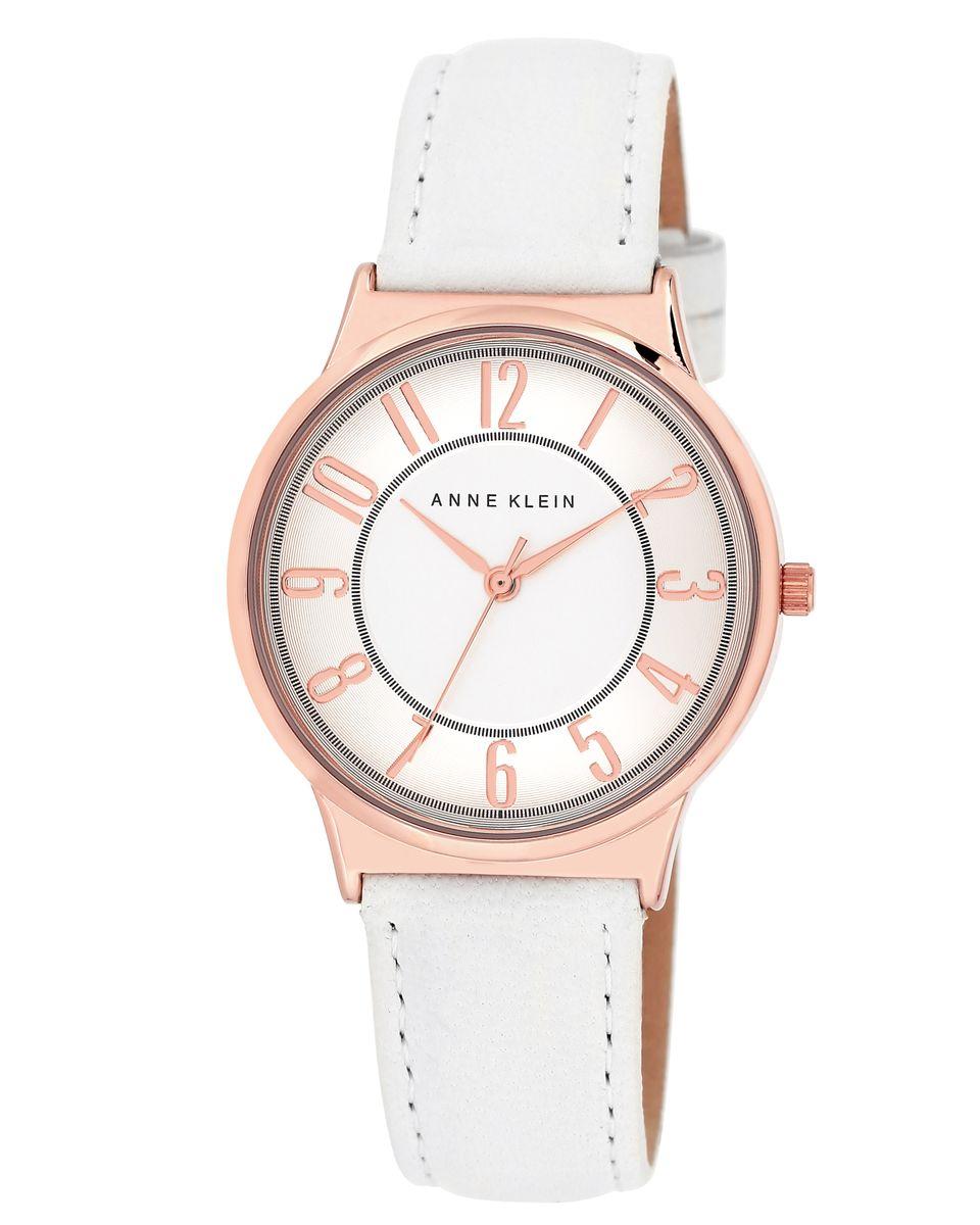Наручные часы женские Anne Klein, цвет: золотистый. 1928RGWTBM8434-58AEОригинальные и качественные часы Anne Klein