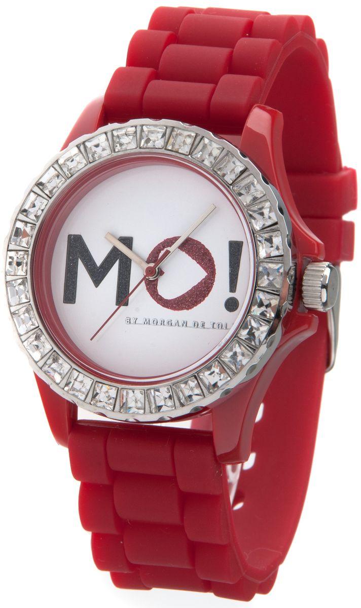 Zakazat.ru: Наручные часы женские Morgan, цвет: красный. M1120R