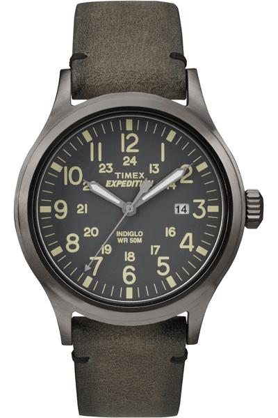 Наручные часы мужские Timex, цвет: серый металлик, серый. TW4B01700BM8434-58AEОригинальные и качественные часы Timex