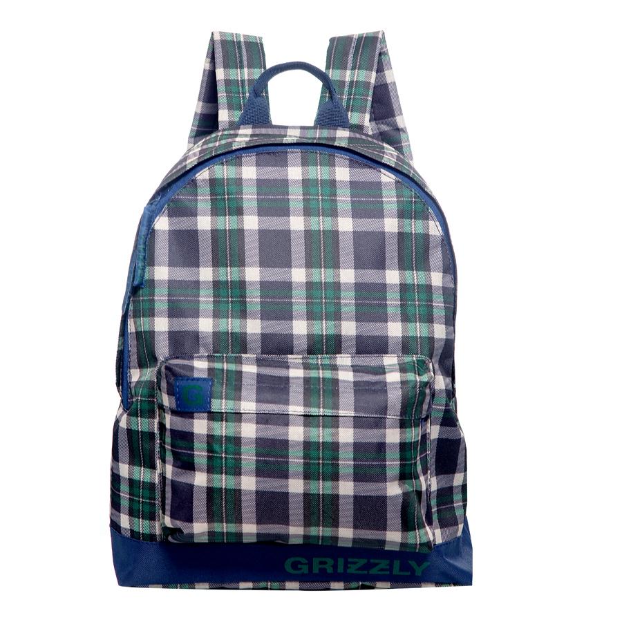 Рюкзак городской Grizzly, цвет: серый , 26 л. RU-600-1/1CC4-25001Рюкзак молодежный, одно отделение, объемный карман на молнии на передней стенке, внутренний подвесной карман на молнии, укрепленная спинка, дополнительная ручка-петля, укрепленные лямки