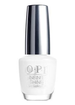 OPI Infinite Shine Лак для ногтей Non Stop White, 15 мл28032022-«Линия Infinite Shine была разработана в ответ на желание покупателей получить лаковые покрытия, которые не уступают гелевым, имеют самые модные оттенки, обладают уникальной формулой и носят культовые имена, которыми так знаменита компания OPI», — объясняет Сюзи Вайс-Фишманн, соучредитель и исполнительный вице-президент OPI. -«Покрытие Infinite Shine наносится и снимается точно так же, как и обычные лаки для ногтей, однако вы получаете те самые блеск и стойкость, которые отличают гелевую формулу!»Палитра Infinite Shine включает в себя широкий спектр оттенков,: от нейтральных до ярко-красных, оранжевых, розовых, а далее до темно-серых, синих и черного. В лаках Infinite Shine используется запатентованная формула. Каждый флакон снабжен эксклюзивной кистью ProWide™ для идеального нанесения.