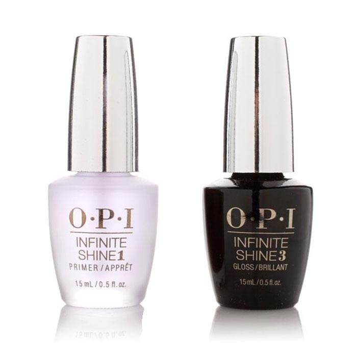 OPI Набор Infinite Shine Duo Pack (IST10+IST30, 2*15 мл)28032022-«Линия Infinite Shine была разработана в ответ на желание покупателей получить лаковые покрытия, которые не уступают гелевым, имеют самые модные оттенки, обладают уникальной формулой и носят культовые имена, которыми так знаменита компания OPI», - объясняет Сюзи Вайс-Фишманн, соучредитель и исполнительный вице-президент OPI. -«Покрытие Infinite Shine наносится и снимается точно так же, как и обычные лаки для ногтей, однако вы получаете те самые блеск и стойкость, которые отличают гелевую формулу!»Палитра Infinite Shine включает в себя широкий спектр оттенков,: от нейтральных до ярко-красных, оранжевых, розовых, а далее до темно-серых, синих и черного. В лаках Infinite Shine используется запатентованная формула. Каждый флакон снабжен эксклюзивной кистью ProWide™ для идеального нанесения.