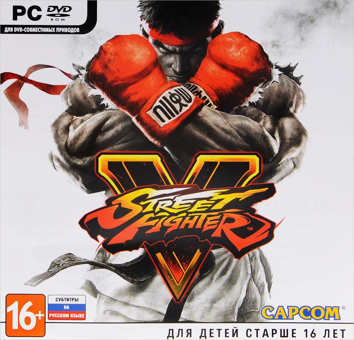Street Fighter V, Capcom Entertainment Inc.