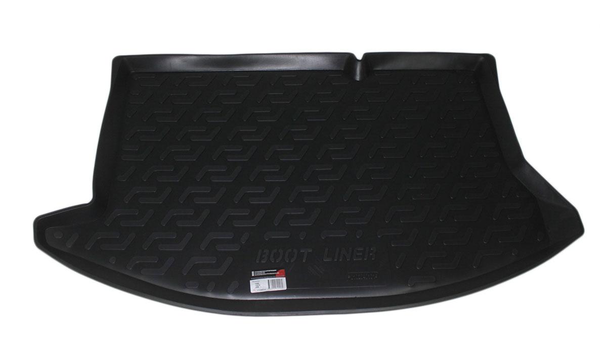 Коврик в багажник L.Locker, для Ford Fiesta (08-)Ветерок 2ГФКоврик L.Locker производится индивидуально для каждой модели автомобиля из современного и экологически чистого материала. Изделие точно повторяют геометрию пола автомобиля, имеет высокий борт, обладает повышенной износоустойчивостью, антискользящими свойствами, лишен резкого запаха и сохраняет свои потребительские свойства в широком диапазоне температур (от -50°С до +80°С).