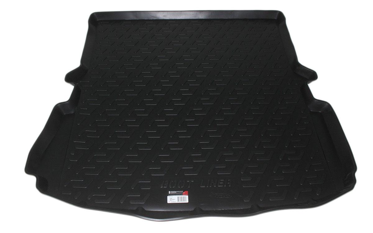 Коврик в багажник L.Locker, для Ford Explorer V (10-)Ветерок 2ГФКоврик L.Locker производится индивидуально для каждой модели автомобиля из современного и экологически чистого материала. Изделие точно повторяют геометрию пола автомобиля, имеет высокий борт, обладает повышенной износоустойчивостью, антискользящими свойствами, лишен резкого запаха и сохраняет свои потребительские свойства в широком диапазоне температур (от -50°С до +80°С).