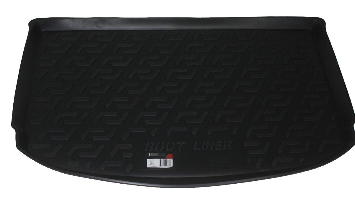 Коврик в багажник L.Locker, для Kia Soul II (13-)FS-80423Коврик L.Locker производится индивидуально для каждой модели автомобиля из современного и экологически чистого материала. Изделие точно повторяют геометрию пола автомобиля, имеет высокий борт, обладает повышенной износоустойчивостью, антискользящими свойствами, лишен резкого запаха и сохраняет свои потребительские свойства в широком диапазоне температур (от -50°С до +80°С).