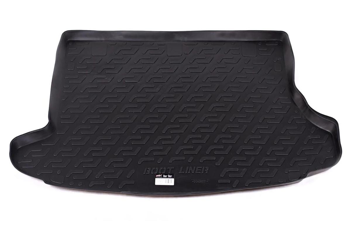 Коврик в багажник L.Locker, для Hyundai i30 cw (08-)FS-80264Коврик L.Locker производится индивидуально для каждой модели автомобиля из современного и экологически чистого материала. Изделие точно повторяют геометрию пола автомобиля, имеет высокий борт, обладает повышенной износоустойчивостью, антискользящими свойствами, лишен резкого запаха и сохраняет свои потребительские свойства в широком диапазоне температур (от -50°С до +80°С).