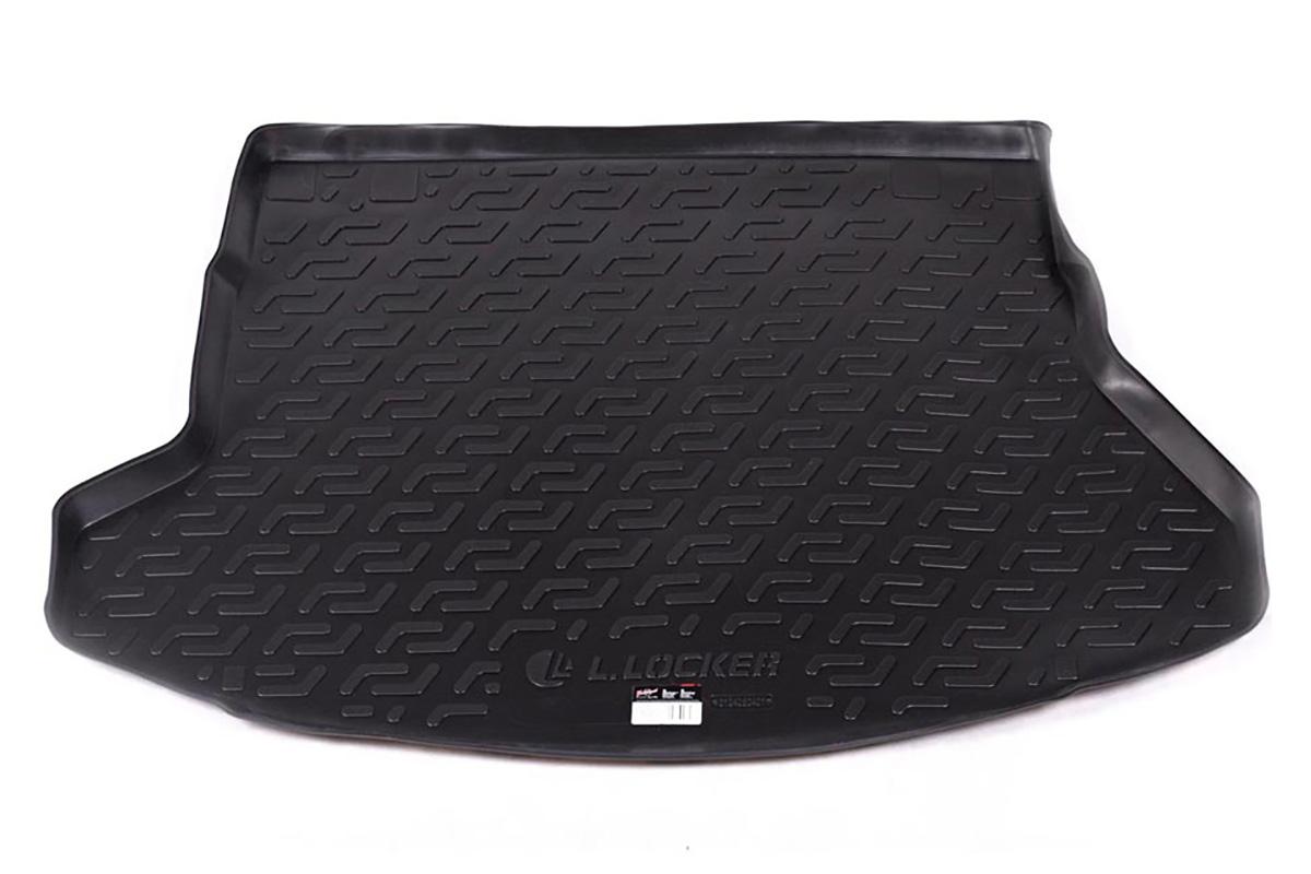 Коврик в багажник L.Locker, для Hyundai i30 cw (12-)F0156110LAКоврик L.Locker производится индивидуально для каждой модели автомобиля из современного и экологически чистого материала. Изделие точно повторяют геометрию пола автомобиля, имеет высокий борт, обладает повышенной износоустойчивостью, антискользящими свойствами, лишен резкого запаха и сохраняет свои потребительские свойства в широком диапазоне температур (от -50°С до +80°С).