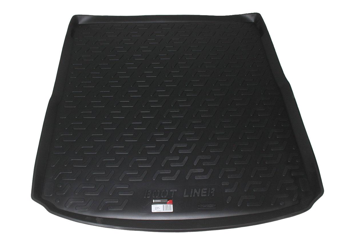 Коврик в багажник L.Locker, для Hyundai i40 un 5dr (11-)NLC.07.04.B10Коврик L.Locker производится индивидуально для каждой модели автомобиля из современного и экологически чистого материала. Изделие точно повторяют геометрию пола автомобиля, имеет высокий борт, обладает повышенной износоустойчивостью, антискользящими свойствами, лишен резкого запаха и сохраняет свои потребительские свойства в широком диапазоне температур (от -50°С до +80°С).