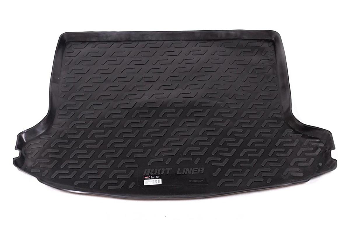 Коврик в багажник L.Locker, для Nissan Qashqai+2 (08-)ABS-14,4 Sli BMCКоврик L.Locker производится индивидуально для каждой модели автомобиля из современного и экологически чистого материала. Изделие точно повторяют геометрию пола автомобиля, имеет высокий борт, обладает повышенной износоустойчивостью, антискользящими свойствами, лишен резкого запаха и сохраняет свои потребительские свойства в широком диапазоне температур (от -50°С до +80°С).