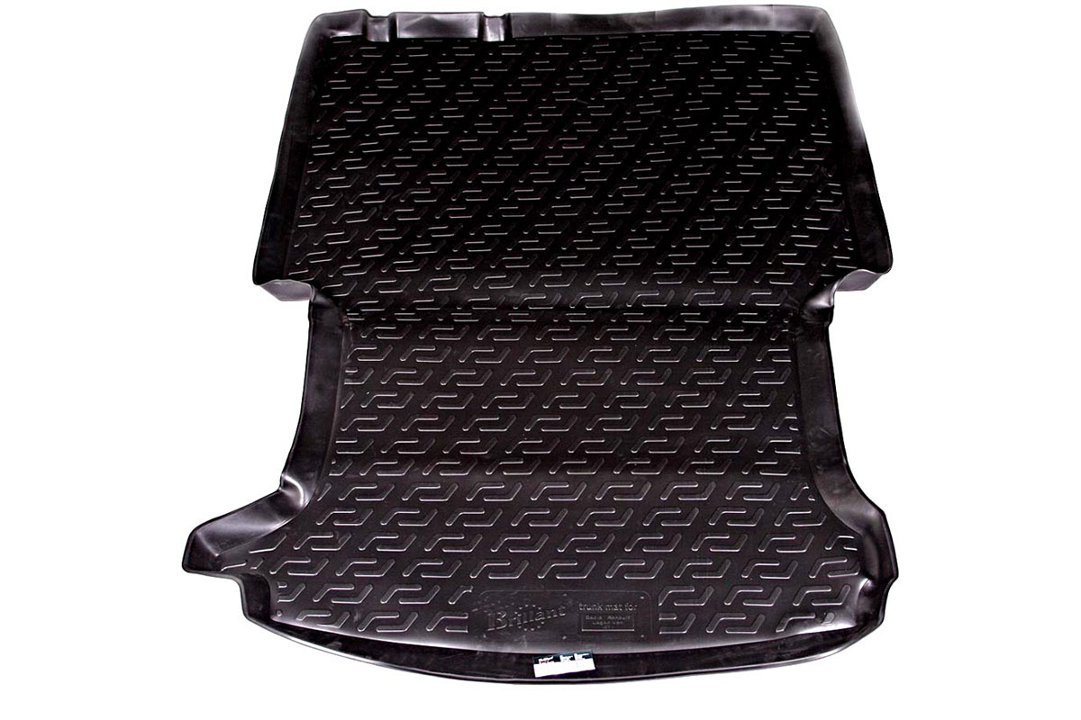 Коврик в багажник Renault Logan Van (07-) полиуретан21395599Коврики производятся индивидуально для каждой модели автомобиля из современного и экологически чистого материала, точно повторяют геометрию пола автомобиля, имеют высокий борт от 4 см до 6 см., обладают повышенной износоустойчивостью, антискользящими свойствами, лишены резкого запаха, сохраняют свои потребительские свойства в широком диапазоне температур (-50 +80 С).