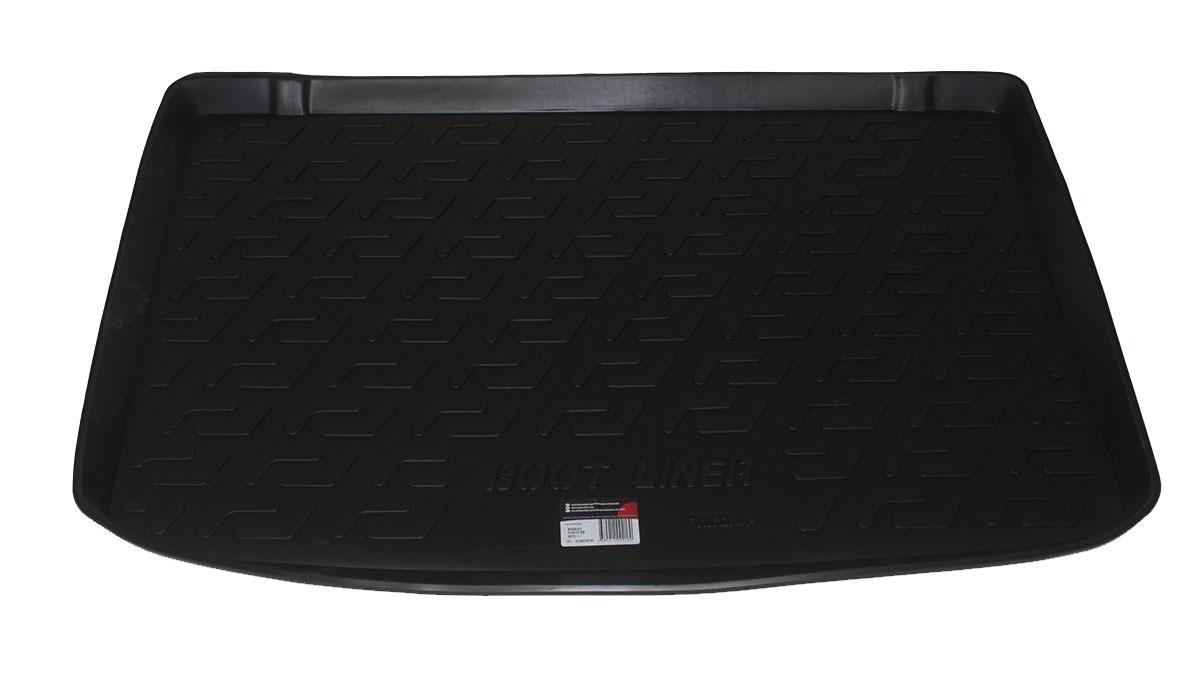 Коврик в багажник L.Locker, для Renault Clio IV hb (12-)Ветерок 2ГФКоврик L.Locker производится индивидуально для каждой модели автомобиля из современного и экологически чистого материала. Изделие точно повторяют геометрию пола автомобиля, имеет высокий борт, обладает повышенной износоустойчивостью, антискользящими свойствами, лишен резкого запаха и сохраняет свои потребительские свойства в широком диапазоне температур (от -50°С до +80°С).
