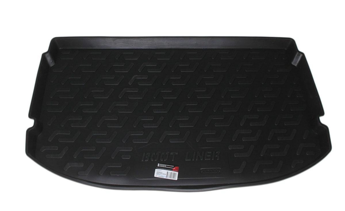Коврик в багажник L.Locker, для Chevrolet Aveo II hb (11-)Аксион Т-33Коврик L.Locker производится индивидуально для каждой модели автомобиля из современного и экологически чистого материала. Изделие точно повторяют геометрию пола автомобиля, имеет высокий борт, обладает повышенной износоустойчивостью, антискользящими свойствами, лишен резкого запаха и сохраняет свои потребительские свойства в широком диапазоне температур (от -50°С до +80°С).
