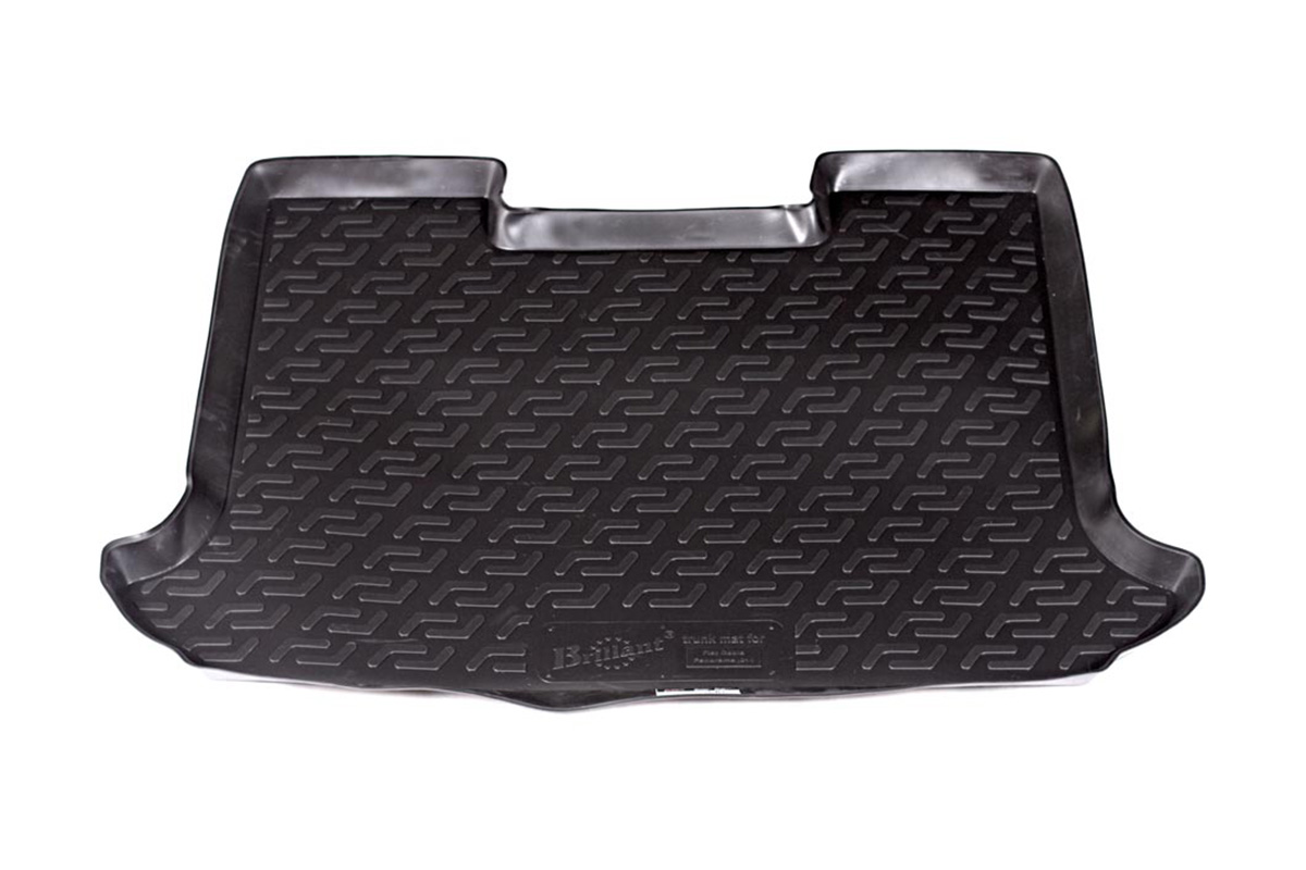Коврик в багажник L.Locker, для Fiat Doblo Panorama (01-)21395599Коврик L.Locker производится индивидуально для каждой модели автомобиля из современного и экологически чистого материала. Изделие точно повторяют геометрию пола автомобиля, имеет высокий борт, обладает повышенной износоустойчивостью, антискользящими свойствами, лишен резкого запаха и сохраняет свои потребительские свойства в широком диапазоне температур (от -50°С до +80°С).