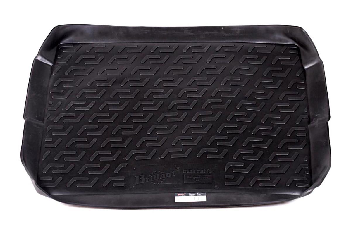 Коврик в багажник L.Locker, для Peugeot 3008 (09-)CA-3505Коврик L.Locker производится индивидуально для каждой модели автомобиля из современного и экологически чистого материала. Изделие точно повторяют геометрию пола автомобиля, имеет высокий борт, обладает повышенной износоустойчивостью, антискользящими свойствами, лишен резкого запаха и сохраняет свои потребительские свойства в широком диапазоне температур (от -50°С до +80°С).