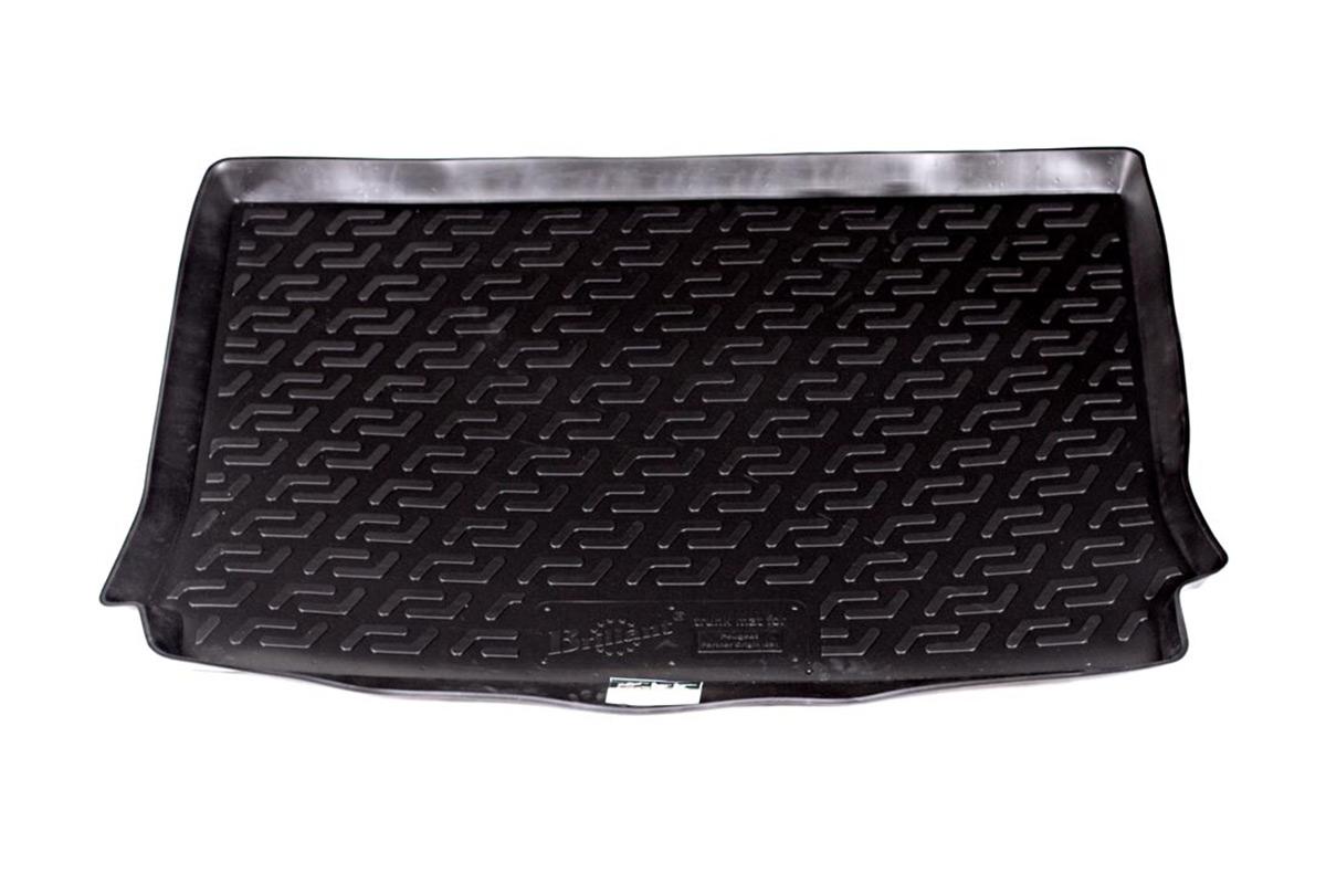 Коврик в багажник L.Locker, для Peugeot Partner origin (02-)Ветерок 2ГФКоврик L.Locker производится индивидуально для каждой модели автомобиля из современного и экологически чистого материала. Изделие точно повторяют геометрию пола автомобиля, имеет высокий борт, обладает повышенной износоустойчивостью, антискользящими свойствами, лишен резкого запаха и сохраняет свои потребительские свойства в широком диапазоне температур (от -50°С до +80°С).