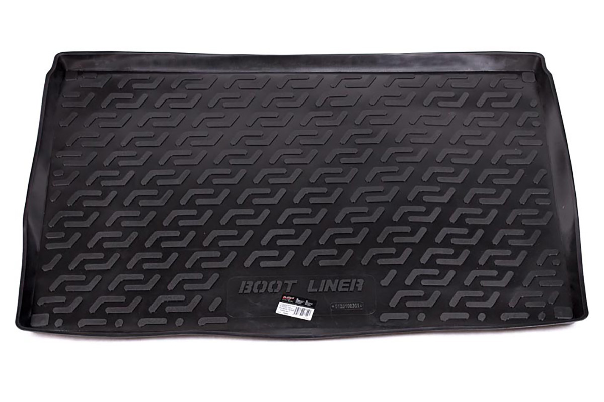 Коврик в багажник L.Locker, для Peugeot Partner Tepee (08-)Ветерок 2ГФКоврик L.Locker производится индивидуально для каждой модели автомобиля из современного и экологически чистого материала. Изделие точно повторяют геометрию пола автомобиля, имеет высокий борт, обладает повышенной износоустойчивостью, антискользящими свойствами, лишен резкого запаха и сохраняет свои потребительские свойства в широком диапазоне температур (от -50°С до +80°С).