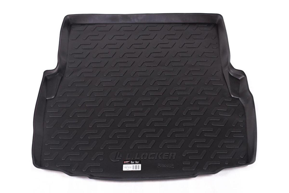 Коврик в багажник L.Locker, для BMW 3er (E46) sd (98-05)F0156110LAКоврик L.Locker производится индивидуально для каждой модели автомобиля из современного и экологически чистого материала. Изделие точно повторяют геометрию пола автомобиля, имеет высокий борт, обладает повышенной износоустойчивостью, антискользящими свойствами, лишен резкого запаха и сохраняет свои потребительские свойства в широком диапазоне температур (от -50°С до +80°С).