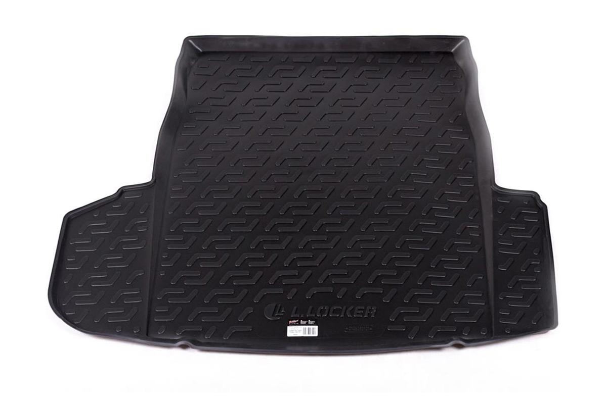 Коврик в багажник L.Locker, для BMW 5er (E60) sd (02-10)FS-80264Коврик L.Locker производится индивидуально для каждой модели автомобиля из современного и экологически чистого материала. Изделие точно повторяют геометрию пола автомобиля, имеет высокий борт, обладает повышенной износоустойчивостью, антискользящими свойствами, лишен резкого запаха и сохраняет свои потребительские свойства в широком диапазоне температур (от -50°С до +80°С).