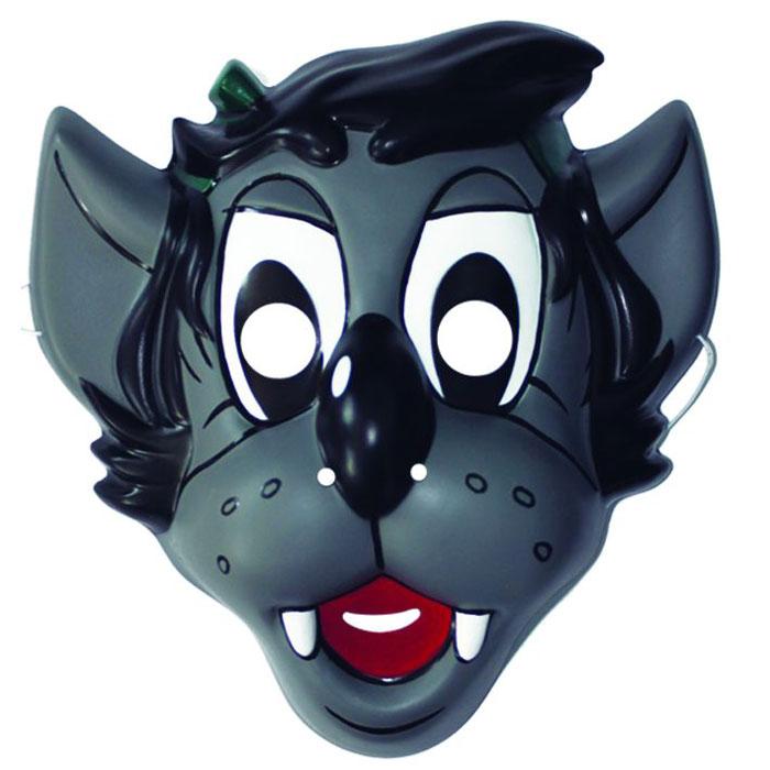 Союзмультфильм Маска карнавальная Волк, ну, погоди!