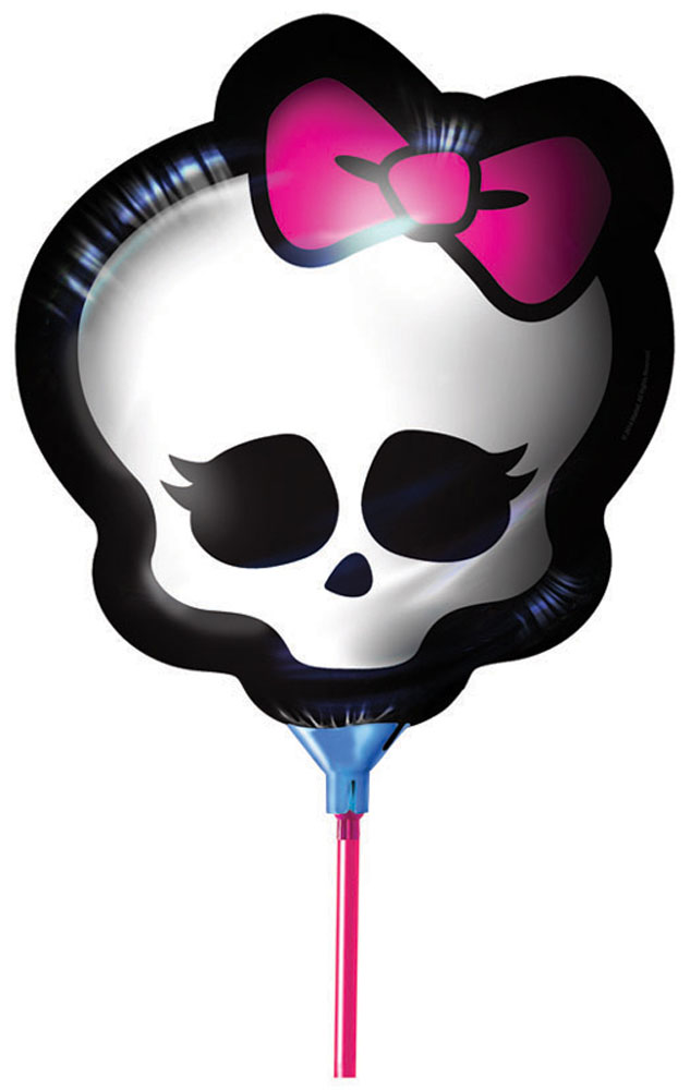 Monster High Шар фольгированный Будь монстром